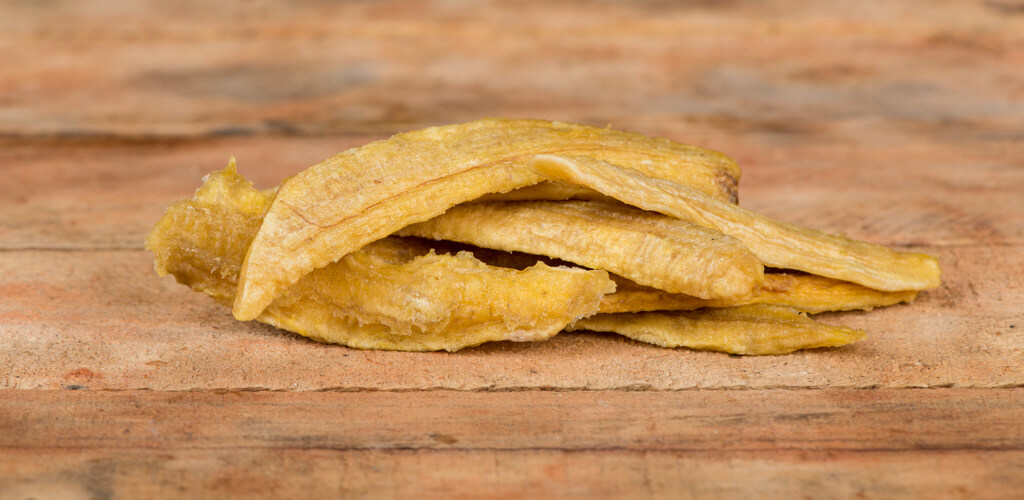 cape dried fruit tropical banana strips